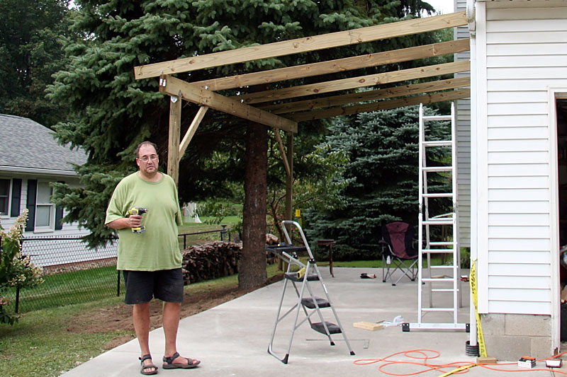 Rapo Stand Alone Lean To Shed Plans